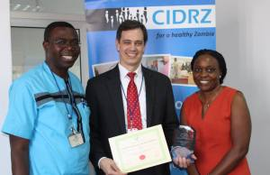 2017 CIDRZ Global Public Health Fellowship - Funded To Zambia
