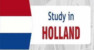 2017 Holland Undergraduate & Masters Scholarships For International Students