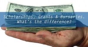 An Explanatory Difference Between Scholarships, Grants & Bursaries