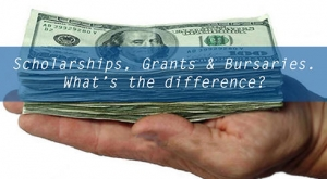 An Explanatory Difference Between Scholarships, Grants & Bursaries