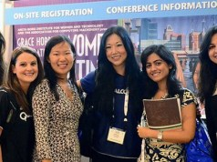 2017 Facebook Grace Hopper Women In Computing Scholarships At Orlando, USA
