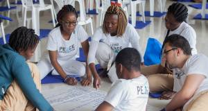 2017 Peace Revolution African Youth Amani Fellowship - Thailand