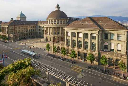 Excellence Scholarship For International Students At ETH Zurich, Switzerland - 2018