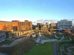 University Of Strathclyde International Scholarship Program, UK 2018