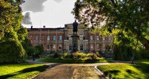 Viking Olov Björk's Scholarships At Uppsala University, Sweden 2018