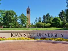 International Merit Scholarship Program At Iowa State University, USA 2018