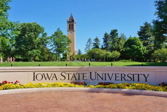 International Merit Scholarship Program At Iowa State University, USA 2018