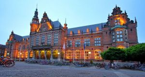 Eric Bleumink Fund At University Of Groningen - Netherlands