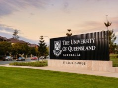 University Of Queensland Economics International Scholarships - Australia