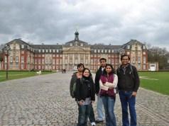 International Graduation Scholarships At University Of Münster - Germany