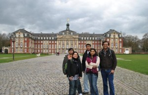 International Graduation Scholarships At University Of Münster - Germany