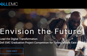 Dell EMC Envision The Future Competition For Turkey, Middle East And Africa