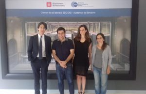Barcelona Supercomputing Center-CNS Student Research Position In Spain