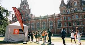 Future Leaders Scholarships At Royal Holloway, University Of London