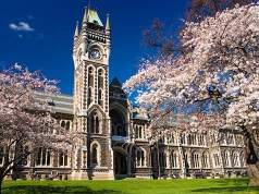 Otago Council Inc Award in Science At University of Otago, New Zealand