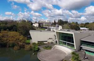 Otumoetai Trust Awards At University Of Waikato - New Zealand