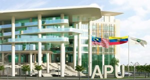 APU Merit Awards At Asia Pacific University Of Technology & Innovation - Malaysia