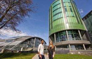High Achiever Awards At Robert Gordon University - UK