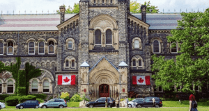 Award for Scholarly Achievement At University Of Toronto - Canada