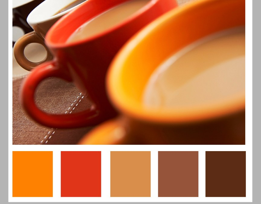 Color Formula 20 and 21: Coffee on Monday