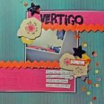 Christy Strickler- Vertigo- My Scrapbook Evollution
