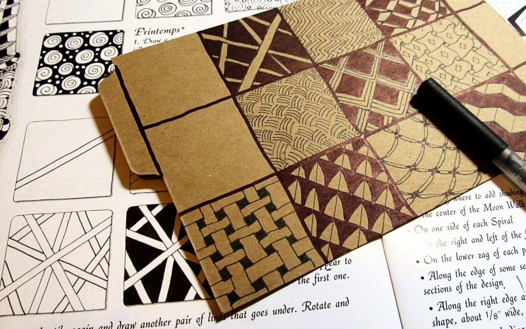 Book Review: Zentangle Basics by Suzanne McNeill