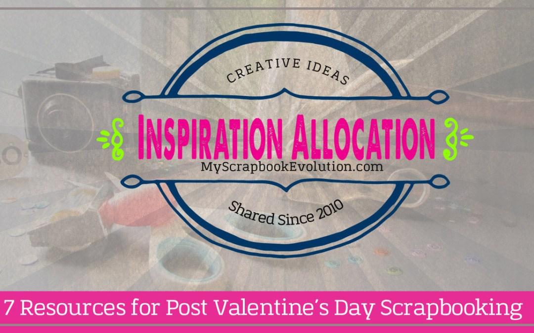 Be My Valentine Archives - My Scrapbook Evolution