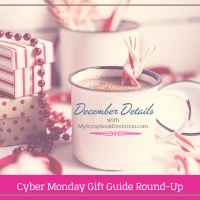 Cyber Monday Gift Guide Round-Up