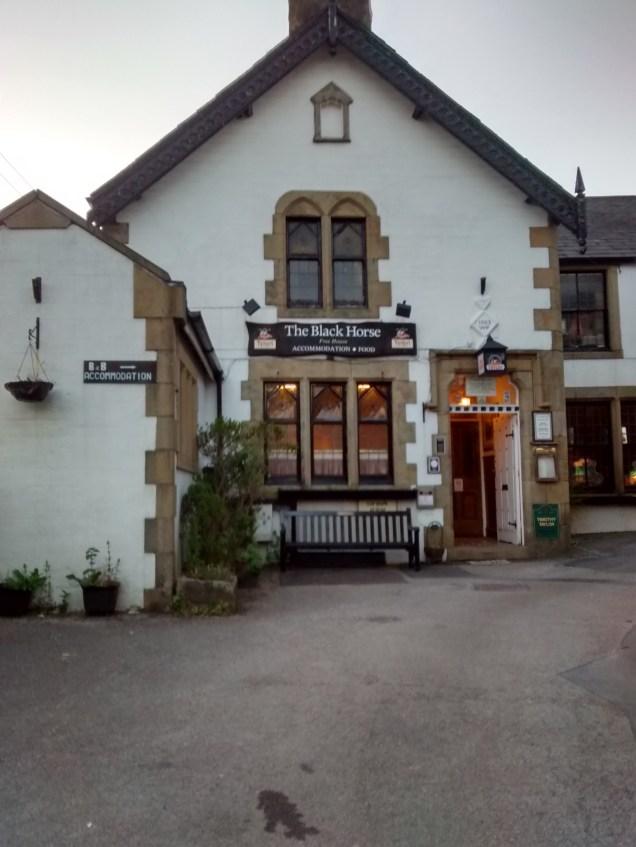 The burger pub