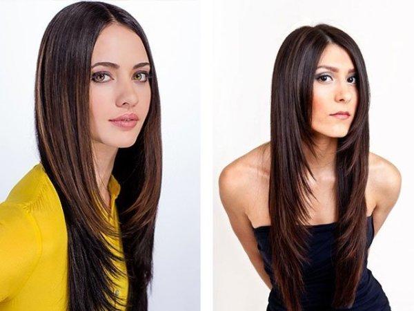 Прическа каскад на длинные волосы каскад на длинные