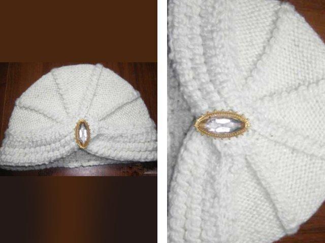 Как связать шапку чалму спицами: схемы с описанием