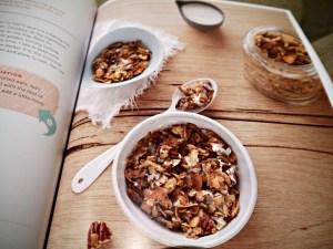 Coco-nutty Granola Sarah Wilson