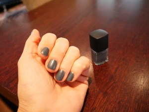 Nail Polish Mecca Leather