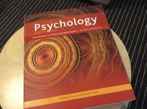 psychology text book