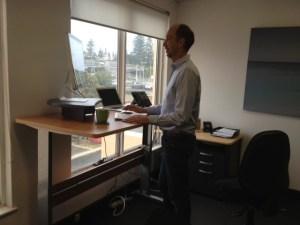 msf standing desk RN