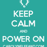 Keep Calm and Carry On With This Fun Freebie