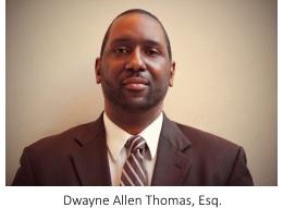 Dwayne Allen Thomas, Esq.