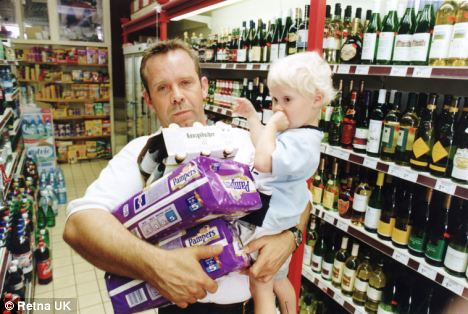 Image result for beer and diapers