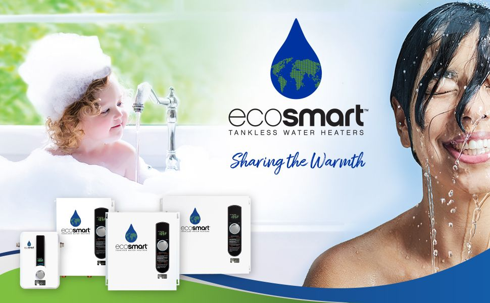EcoSmart ECO 11 Electric Tankless Water Heater 1