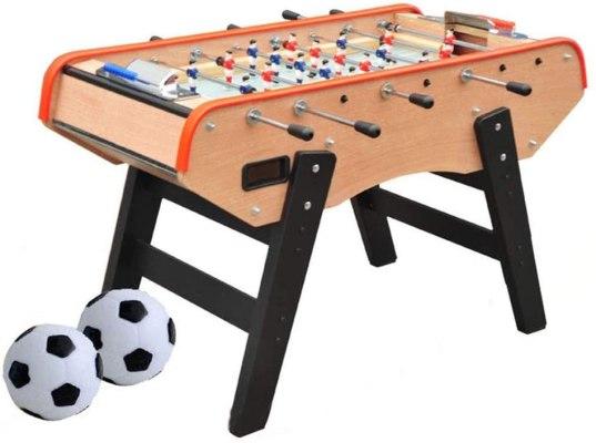 CJVJKN Classic Foosball Table 3
