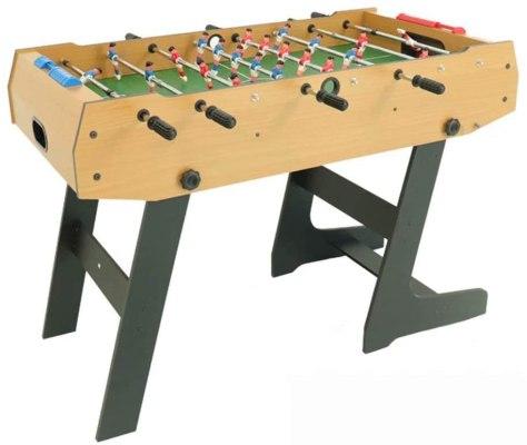 Foosball Foldable Tabletop Table