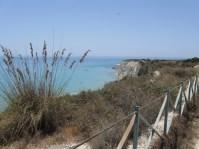 Overlooking Eraclea Minoa to the west.