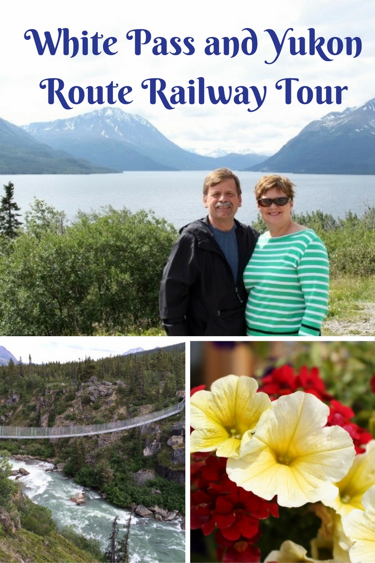 White Pass and Yukon Route Railway Tour - An Alaskan Cruise Shore Excursion
