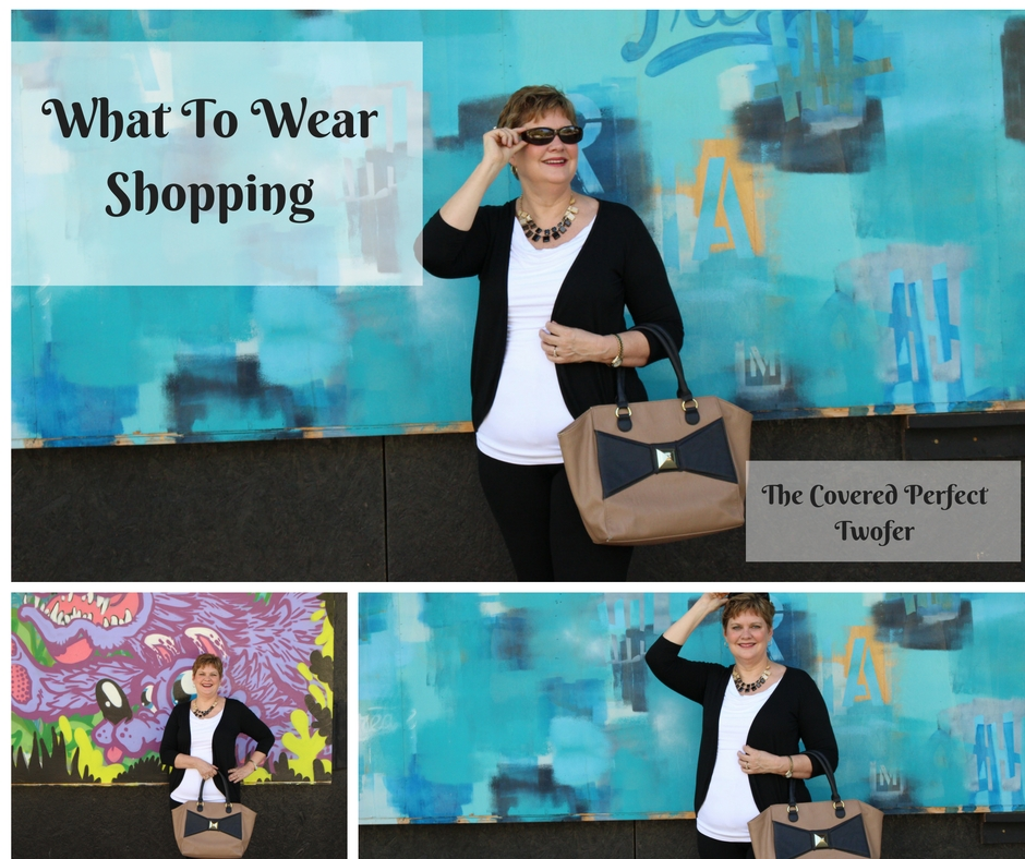 Outfit Ideas: What To Wear Shopping