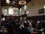 Whitman College dining hall