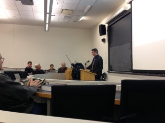 Lecture on climate ethics
