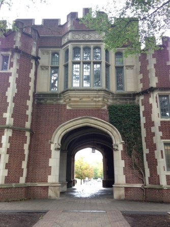 Class of 1879 Arch