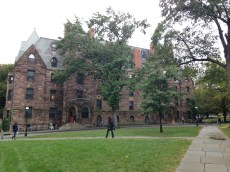 Mathey College dorm