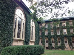 """Putting the ivy in """"Ivy League"""""""