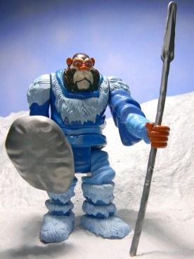 Snowman of HM